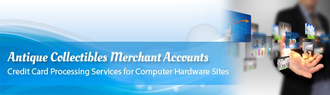 Antique Collectibles Merchant Accounts