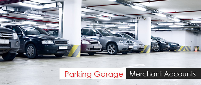 Parking Garage Merchant Accounts by AMSLV