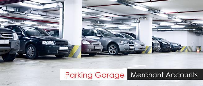 Parking Garage Merchant Accounts by AMSLV